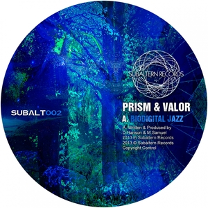 PRISM/VALOR - Biodigital Jazz (Bonus Track Version)