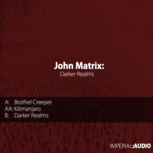 MATRIX, John - Darker Realms