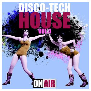VARIOUS - Disco Tech House Vol 4