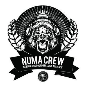 NUMA CREW - Numa Crew LP Sampler