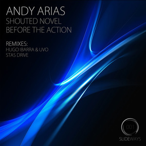 ARIAS, Andy - Shouted Novel