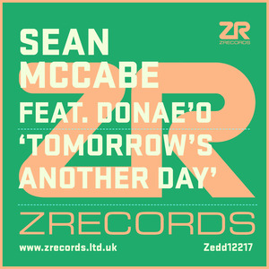 MCCABE, Sean feat DONAE'O - Tomorrow's Another Day (remixes)