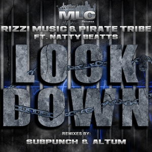 RIZZI MUSIC/PIRATE TRIBE feat NATTY BEATTS - Lock Down