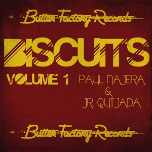 NAJERA, Paul/JR QUIJADA - Biscuits EP Volume 1
