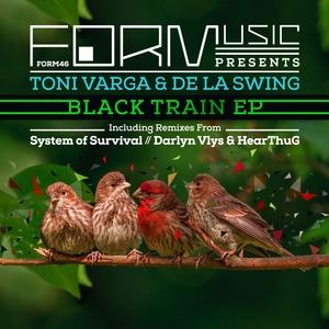 VARGA, Toni/DE LA SWING - Black Train