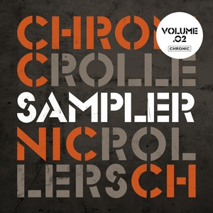 DAVE OWEN/ZERE/JAYBEE/PAUL T/DRAMATIC/SILENT TYPE/SUBSID - Chronic Rollers Vol 2 (Album Sampler)