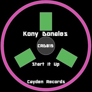 KONY DONALES - Start It Up