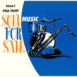 VARIOUS - Soul Music For Sale