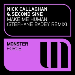 CALLAGHAN, Nick/SECOND SINE - Make Me Human (remixed)