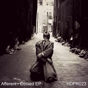 AFFERENT - Denied EP