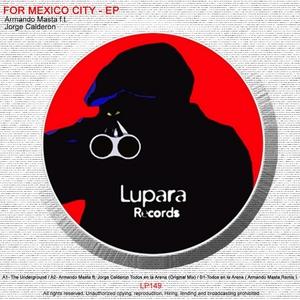 MASTA, Armando/JORGE CALDERON - For Mexico EP