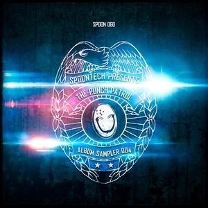 HARDSTYLE MAFIA/NUTTY T - The Punch Patrol Album Sampler 04