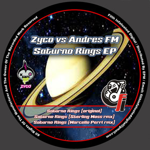 ZYCO/ANDRES FM - Saturno Rings EP