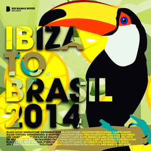 VARIOUS - Ibiza To Brasil 2014 (Deluxe Version)