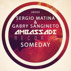 MATINA, Sergio/GABRY SANGINETO - Someday