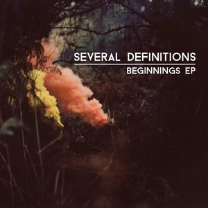 SEVERAL DEFINITIONS - Beginnings