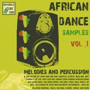 BASSADELIC - Africa Dance Samples Vol 1: Melodies & Percussion (Sample Pack WAV/AIFF)