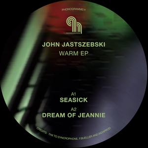 JASTSZEBSKI, John - Warm EP