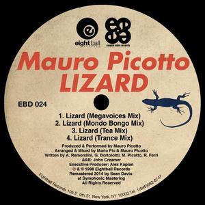 PICOTTO, Mauro - Lizard