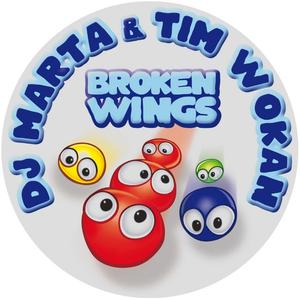 DJ MARTA/TIM WOKAN - Broken Wings