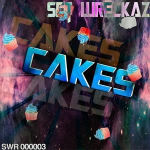 SET WRECKAZ - Cakes