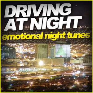 VARIOUS - Driving At Night Emotional Night Tunes