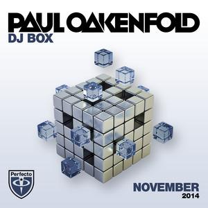 OAKENFOLD, Paul/VARIOUS - DJ Box: November 2014