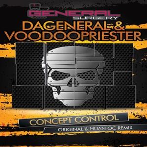 DAGENERAL/VOODOOPRIESTER - Concept Control