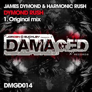 DYMOND, James/HARMONIC RUSH - Dymond Rush