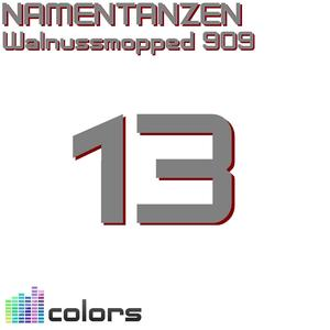 NAMENTANZEN - Walnussmopped 909