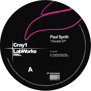 SYNTH, Paul - Oswaldo EP