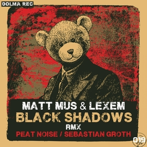 MUS, Matt/LEXEM - Black Shadows