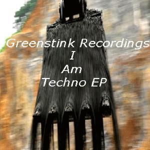 SGREEN - I Am Techno EP