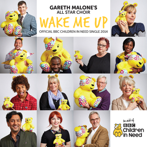 GARETH MALONES ALL STAR CHOIR - Wake Me Up (Official BBC Children In Need Single 2014)