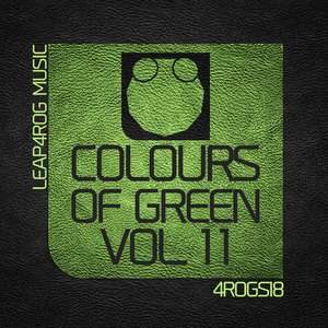 VARIOUS - COLOURS OF GREEN VOL 11