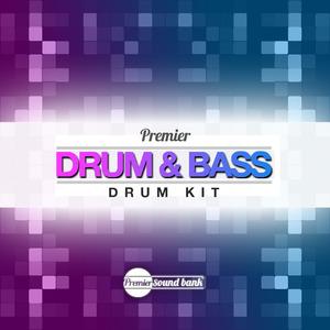 PREMIER SOUND BANK - Premier DnB Drum Kit (Sample Pack WAV)
