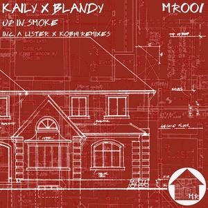 BLANDY, Kaily X - Up In Smoke (remixes)