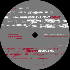 PEOPLE AT NIGHT - Verdict EP