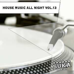VARIOUS - House Music All Night Vol 13