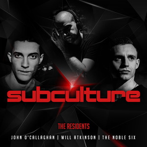 O'CALLAGHAN, John/WILL ATKINSON/THE NOBLE SIX - Subculture The Residents