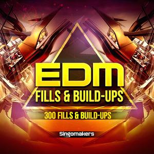 SINGOMAKERS - EDM Fills & Build-Ups (Sample Pack WAV/APPLE/LIVE/REASON)
