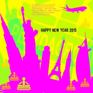 VARIOUS - Happy New Year 2015