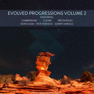 CAMBERSHAE/CLEXXX/KONO (USA)/RICK TEDESCO/R0US3/IREZ/SONNY ZAMOLO - Evolved Progressions Volume 2