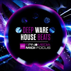 5PIN MEDIA - MIDI Focus: Deep Warehouse Beats (Sample Pack MIDI/WAV/MASCHINE)