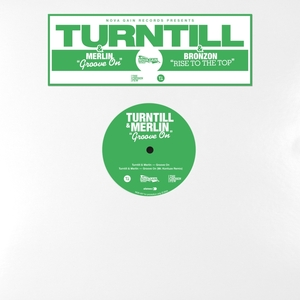 MERLIN TURNTILL & BRONZON - Groove On