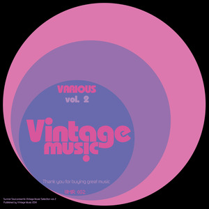 VARIOUS - Sunner Soul Presents Vintage Music Selection Vol 2
