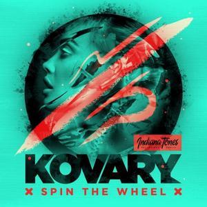 KOVARY feat PATRICK BAKER - Spin The Wheel