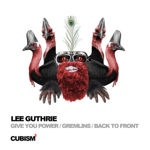 GUTHRIE, Lee - Back To Front EP