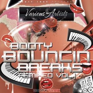 VARIOUS - Booty Bouncin Breaks Remixed Vol 1