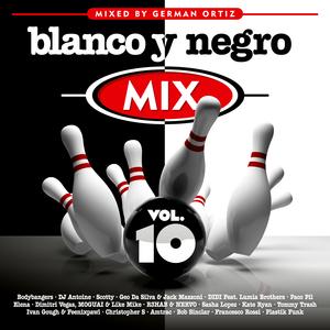 VARIOUS - Blanco Y Negro Mix Vol 10